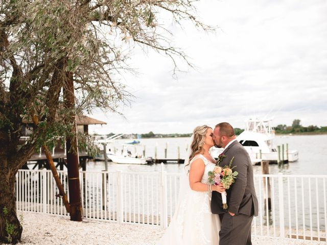 Dave and Katie's Wedding in Point Pleasant Beach, New Jersey 13