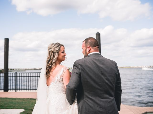 Dave and Katie's Wedding in Point Pleasant Beach, New Jersey 17