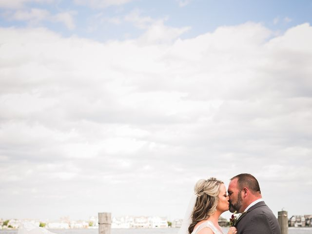 Dave and Katie's Wedding in Point Pleasant Beach, New Jersey 18