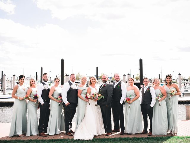 Dave and Katie's Wedding in Point Pleasant Beach, New Jersey 23
