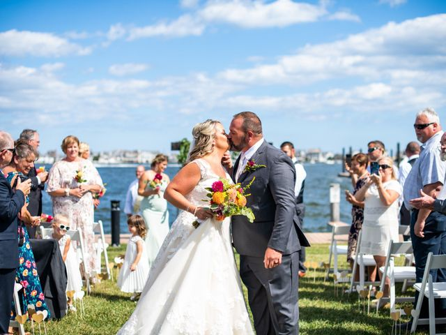 Dave and Katie's Wedding in Point Pleasant Beach, New Jersey 26