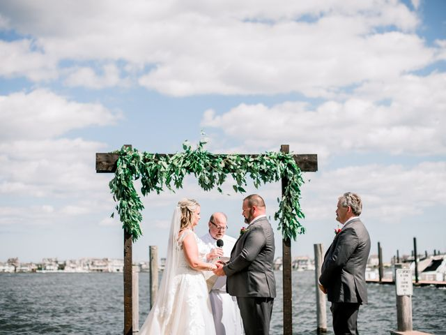 Dave and Katie's Wedding in Point Pleasant Beach, New Jersey 30