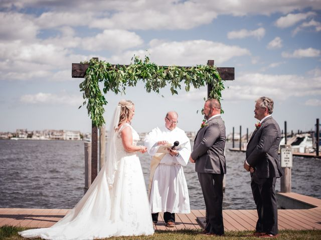 Dave and Katie's Wedding in Point Pleasant Beach, New Jersey 32