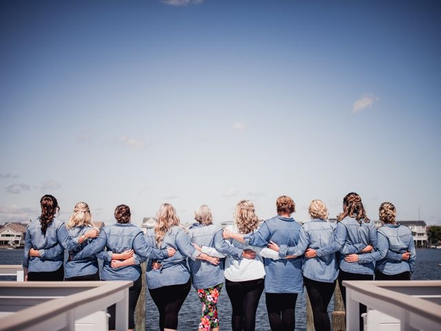 Dave and Katie's Wedding in Point Pleasant Beach, New Jersey 41