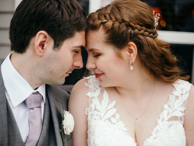 The wedding of Sara and Erik