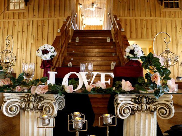 Cinthya and Aaron's Wedding in Denton, Texas 1