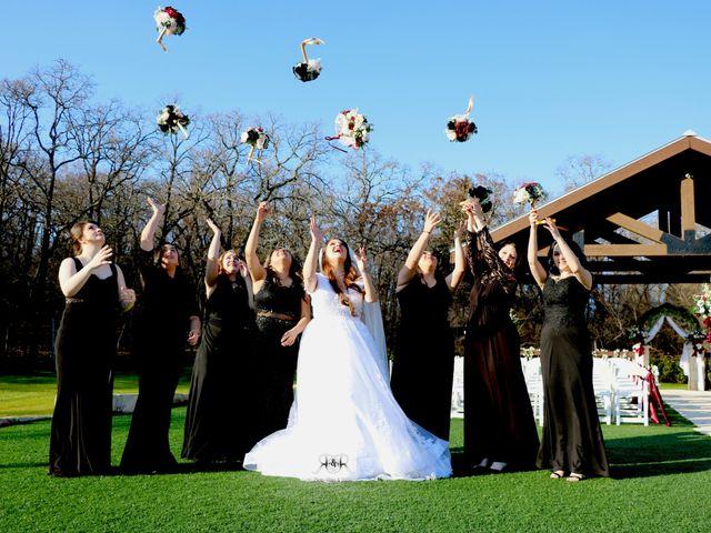 Cinthya and Aaron's Wedding in Denton, Texas 3