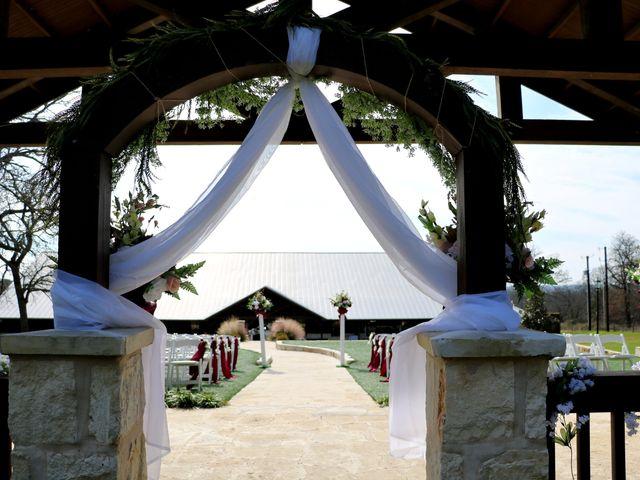 Cinthya and Aaron's Wedding in Denton, Texas 5