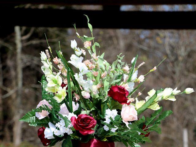 Cinthya and Aaron's Wedding in Denton, Texas 6