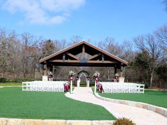 Cinthya and Aaron's Wedding in Denton, Texas 7