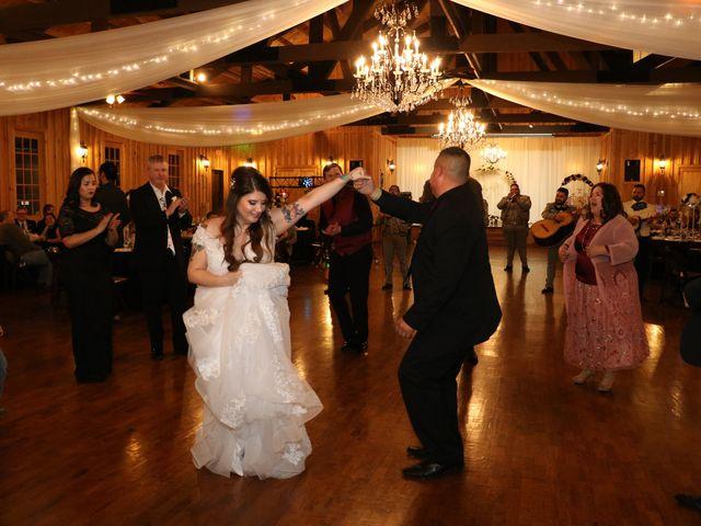 Cinthya and Aaron's Wedding in Denton, Texas 9