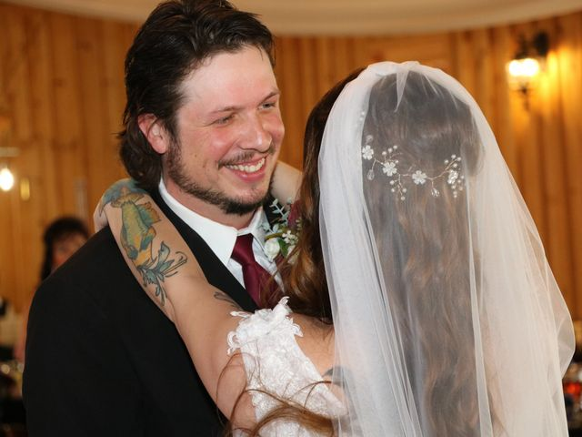 Cinthya and Aaron's Wedding in Denton, Texas 10