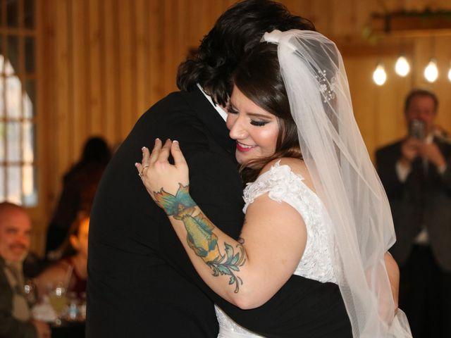 Cinthya and Aaron's Wedding in Denton, Texas 11