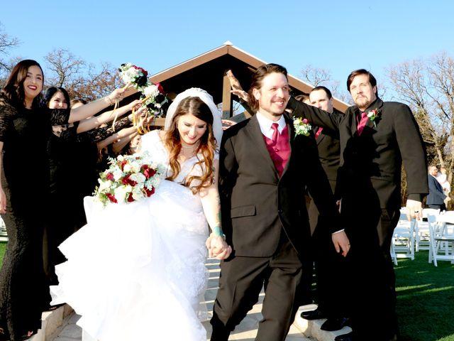 Cinthya and Aaron's Wedding in Denton, Texas 12