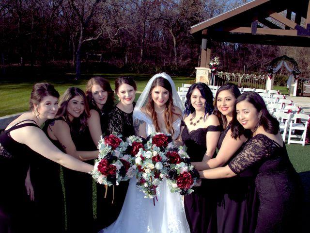 Cinthya and Aaron's Wedding in Denton, Texas 14