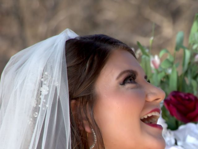 Cinthya and Aaron's Wedding in Denton, Texas 15
