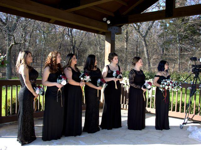 Cinthya and Aaron's Wedding in Denton, Texas 17