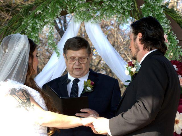 Cinthya and Aaron's Wedding in Denton, Texas 18