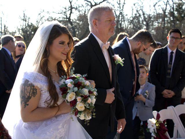 Cinthya and Aaron's Wedding in Denton, Texas 19