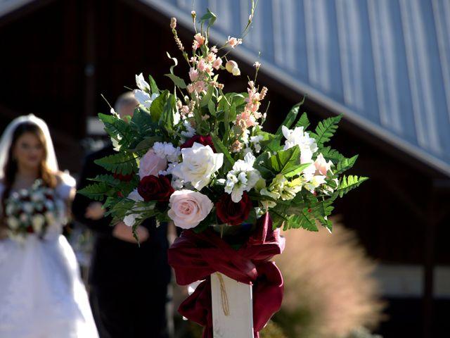 Cinthya and Aaron's Wedding in Denton, Texas 20