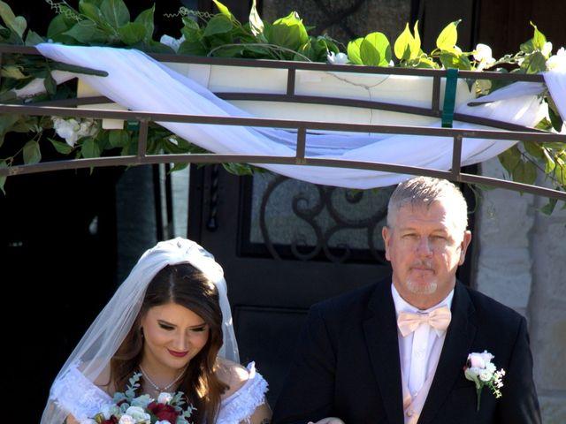 Cinthya and Aaron's Wedding in Denton, Texas 21