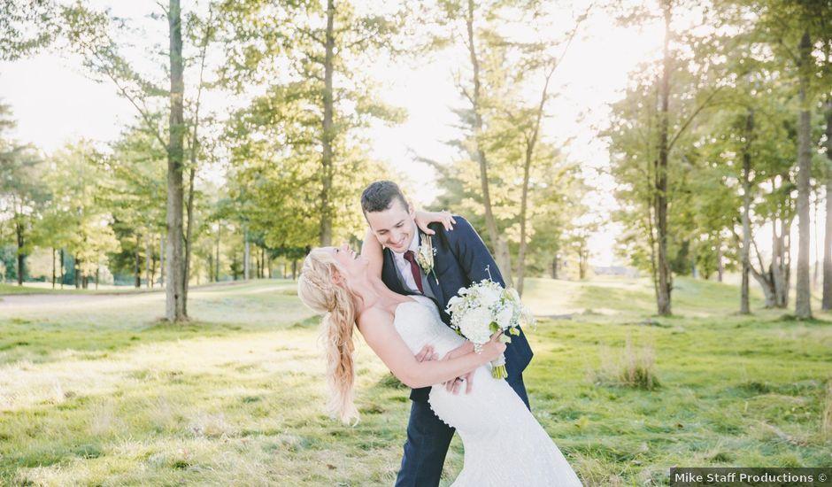Jacob and Hannah's Wedding in Port Huron, Michigan