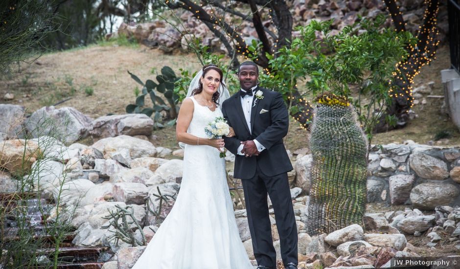 Eugene and Stephanie's Wedding in Tucson, Arizona