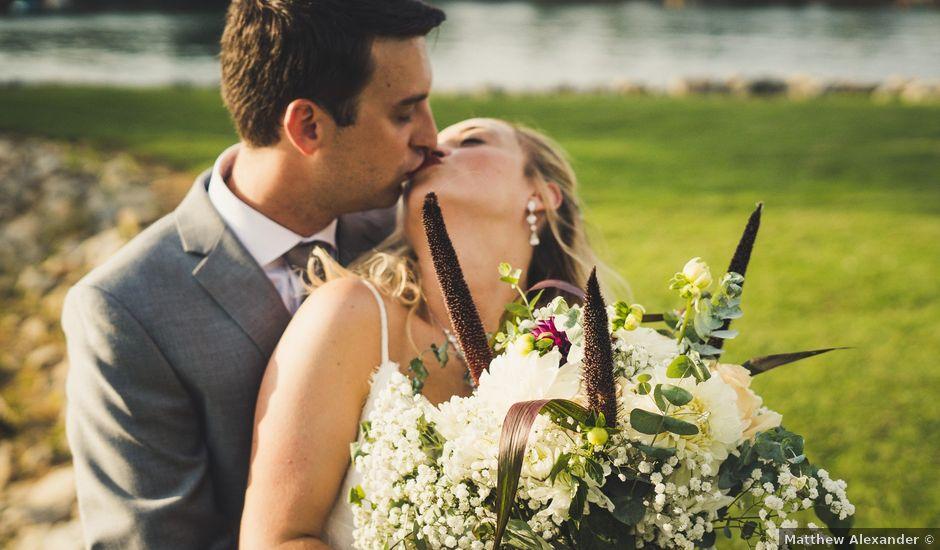 Ashley and Drew's Wedding in Charlotte, North Carolina