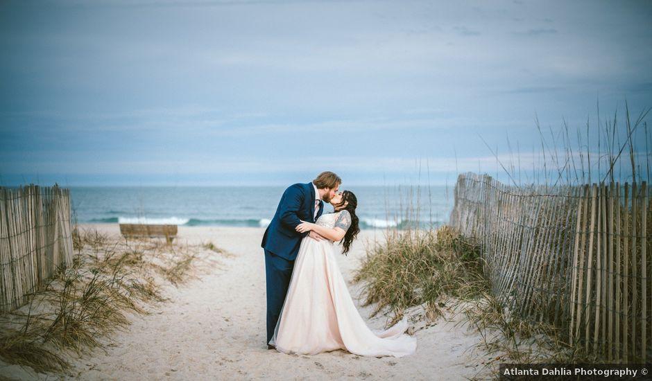 Mitch and Delaney's Wedding in Wilmington, North Carolina