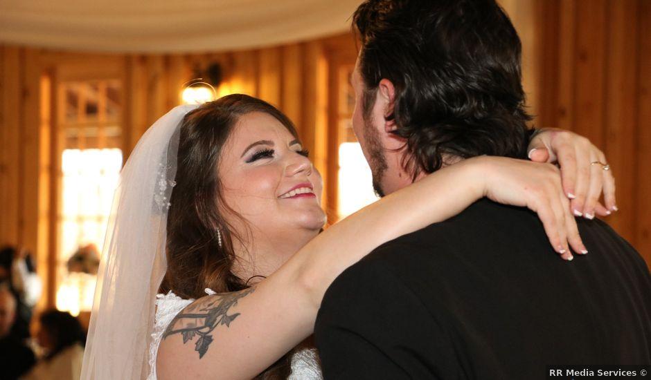 Cinthya and Aaron's Wedding in Denton, Texas