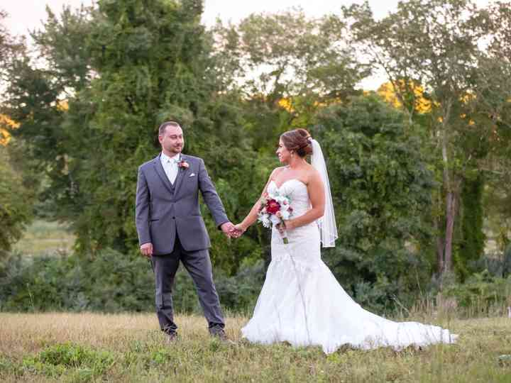 The wedding of Kelli and Andrey