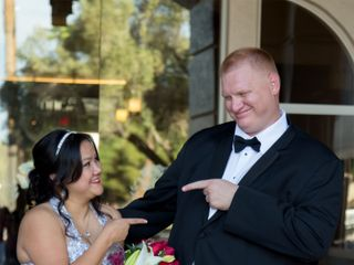 The wedding of Daniel and Gina 3