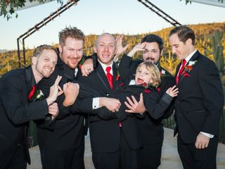 The wedding of Tiffany and Zach 2