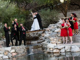 The wedding of Tiffany and Zach 3