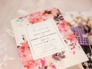 Andrey and Kelli's Wedding in Sturbridge, Massachusetts 3