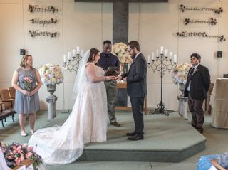 The wedding of Daniel and Emily 1