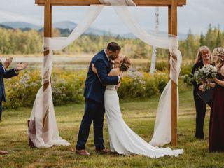 The wedding of Angela and Isaac 3
