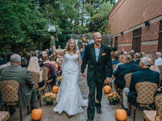 The wedding of Brenda and David 2