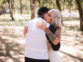 The wedding of Alex and Tasha