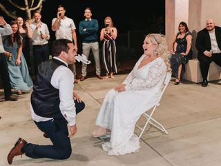 The wedding of Paige and Pablo 2