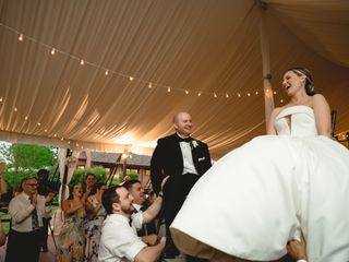 The wedding of Paige and Max 2