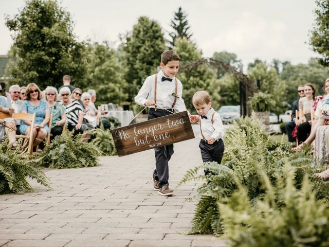 Austin and Allison's Wedding in Milton, West Virginia 8