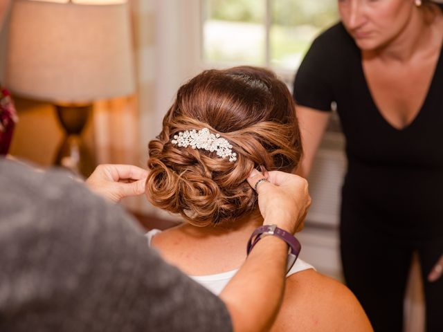 Andrey and Kelli's Wedding in Sturbridge, Massachusetts 8