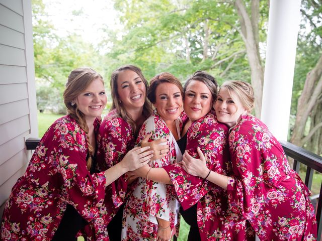 Andrey and Kelli's Wedding in Sturbridge, Massachusetts 11