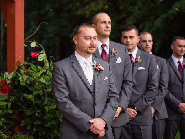 Andrey and Kelli's Wedding in Sturbridge, Massachusetts 17