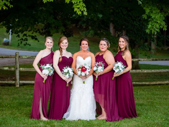 Andrey and Kelli's Wedding in Sturbridge, Massachusetts 24