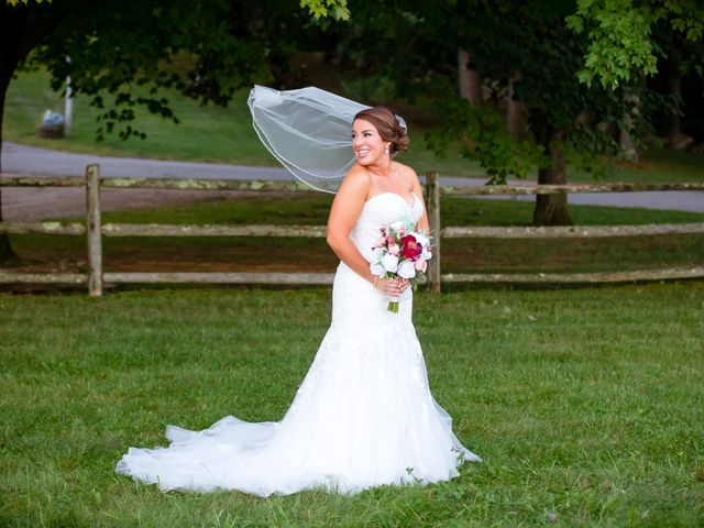 Andrey and Kelli's Wedding in Sturbridge, Massachusetts 30