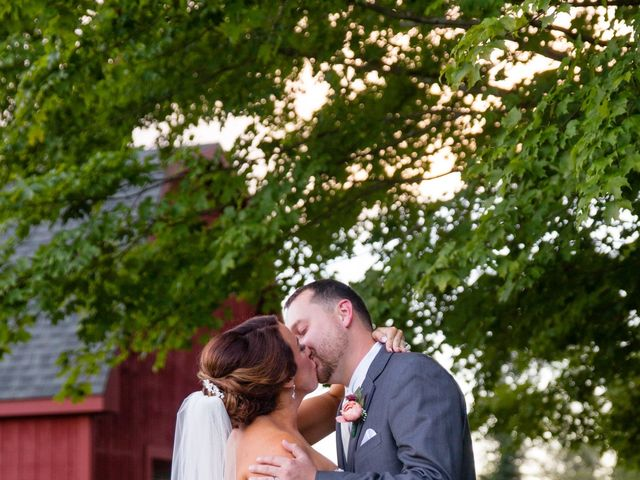 Andrey and Kelli's Wedding in Sturbridge, Massachusetts 32