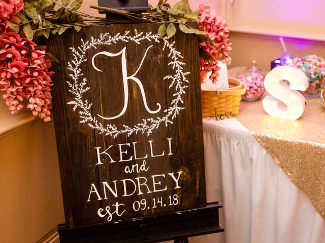 Andrey and Kelli's Wedding in Sturbridge, Massachusetts 42