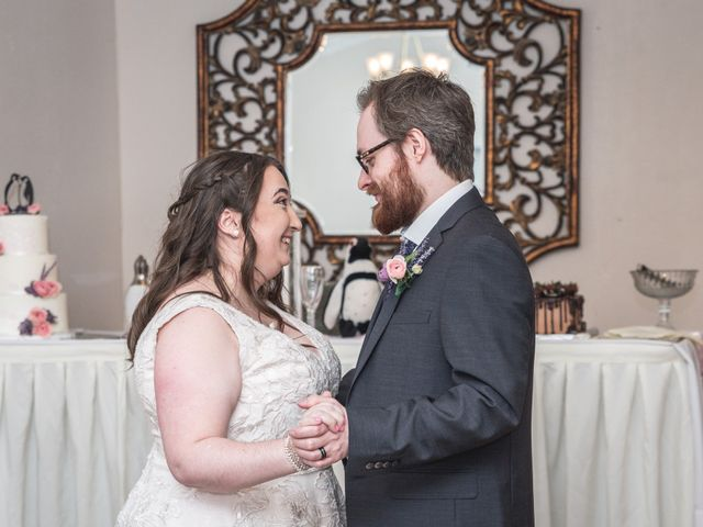 The wedding of Daniel and Emily